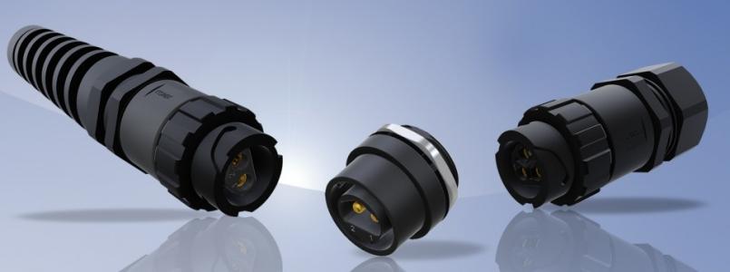 CONEC IP67 Power Bajonett
