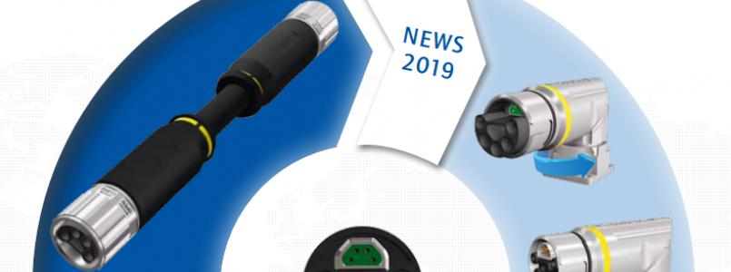 CONEC Product News 2019