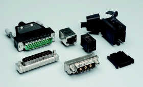 I/O plug-in connectors