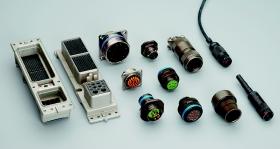 AERO/MIL plug connectors